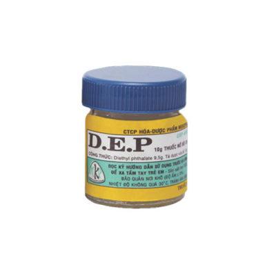 Thuốc mỡ bôi da D.E.P