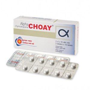 Alphachymotrypsine Choay