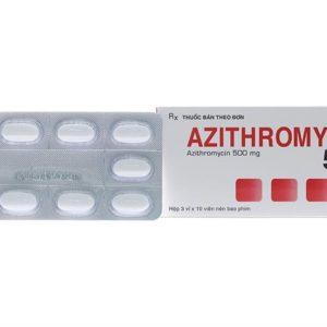 Azithromycin 500
