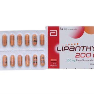 Lipanthyl 200mg