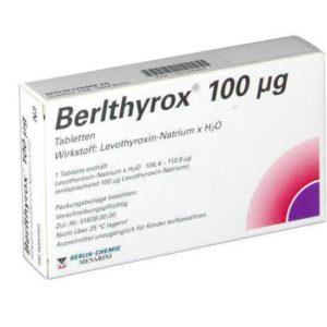 Berlthyrox 100mg