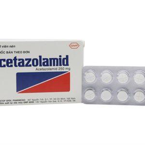 Acetazolamid